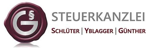 Logo Steuerkanzlei Schlüter, Yblagger & Günther GbR, Altdorf